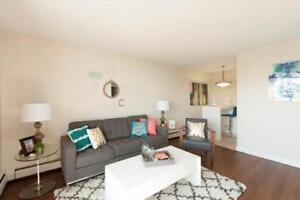 Downtown Calgary 1 bedrooms start at $960! 1 block to C-train