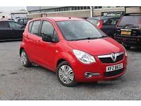 2012 Vauxhall Agila 1.2i 16v ecoFLEX S - Long MOT + 12 Months Platinum Warranty!