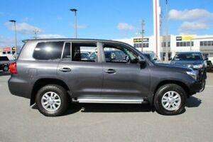 2014 Toyota Landcruiser Grey Sports Automatic Wagon