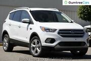 2017 Ford Escape ZG Trend PwrShift AWD Frozen White 6 Speed Sports Automatic Dual Clutch Wagon Mount Pleasant Mackay City Preview