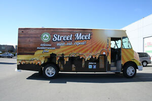 Food trucks - Concession trailers - Food carts - Street vending