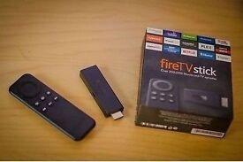 Amazon Fire Stick - Fully Loaded with Kodi