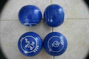 Aero Optima lawn bowls size 3 ZScoop stamp 26 Dapto Wollongong Area Preview
