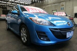 2011 Mazda 3 BL 10 Upgrade Maxx Sport 5 Speed Automatic Hatchback Mordialloc Kingston Area Preview