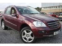 2008 Mercedes-Benz ML280 3.0TD CDI SE - AUTOMATIC - ESTATE - LEATHER INTERIOR!