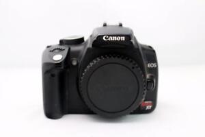 Canon Rebel XT DSLR (Body Only) (0920629041)