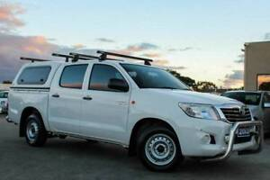 From $83 per week on finance* 2013 Toyota Hilux Ute Coburg Moreland Area Preview
