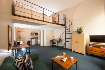 Large Twin Loft At Unilodge On Broadway To Rent