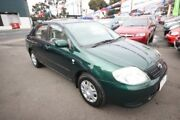 2002 Toyota Corolla ZZE122R Ascent Green 4 Speed Automatic Hatchback Kingsville Maribyrnong Area Preview