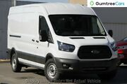 2017 Ford Transit VO MY17.25 350L (lwb) FWD MID Roof Frozen White 6 Speed Automatic Van Frankston Frankston Area Preview