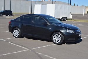 2009 Holden Cruze CD, Auto, Long Rego Hoxton Park Liverpool Area Preview