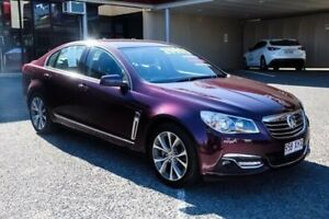 2015 Holden Calais VF MY15 Purple 6 Speed Sports Automatic Sedan