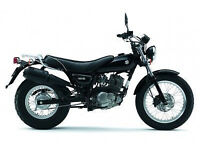 Motorbike SUZUKI RV 125 L6 VAN VAN