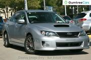 2012 Subaru Impreza G3 MY12 WRX AWD Silver 5 Speed Manual Sedan Wangara Wanneroo Area Preview