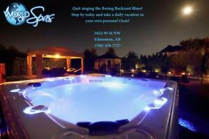 When The Kids Are Away, Mom & Dad Get To Play!! Order Now And Have Your Tub Installed Just In Time For Back-To-School!!