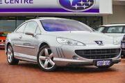 2008 Peugeot 407 HDi Grey 6 Speed Sports Automatic Coupe Maddington Gosnells Area Preview