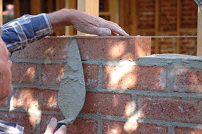 Brilliant bricklaying