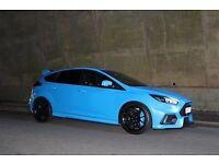 Focus RS MK3 500 miles £32,495 ONO