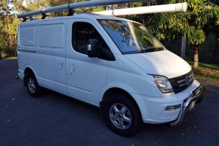 2015 LDV V80 Van