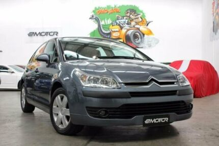 2006 Citroen C4 HDi Grey Manual Hatchback