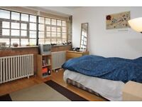 Large 1 bed property near station!