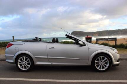 2007 Holden Astra Twin Top Convertible