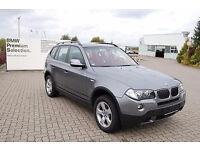 BMW X3 3.0 D SE 5d 215 BHP LEATHER TRIM, FULL YEAR MOT 1 Previous Owner, Service Rec