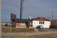 Office with 3/4 Acre fenced in yard FORT ERIE