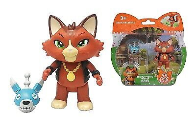 Smoby Toys 7600180115 - 44 CATS - Spielfigur Boss mit Falle -...