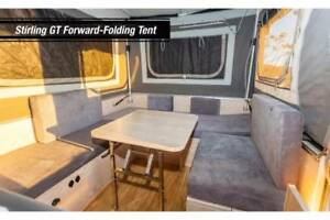 Hard Floor Off Road capable Family Camper. Stirling GT Drive away