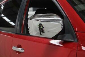 2010 Mitsubishi Triton MN MY10 GLX-R Double Cab Red 5 Speed Manual Utility