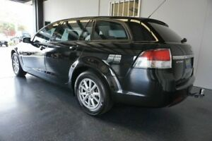 2013 Holden Commodore VF Evoke Black 6 Speed Automatic Sportswagon