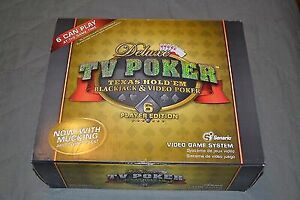 TV poker game for 6 players  St. John's Newfoundland image 1