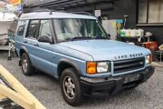 2000 Land Rover Discovery II 01MY Blue 4 Speed Automatic Wagon Ringwood East Maroondah Area Preview