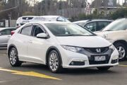 2013 Honda Civic 9th Gen MY13 VTi-L White 5 Speed Sports Automatic Hatchback Ringwood East Maroondah Area Preview
