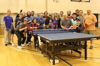 Joshua Creek Table Tennis Ping Pong Club