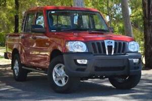 2016 Mahindra Pik-Up 4X4 Ute Valley View Salisbury Area Preview