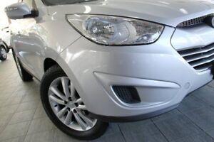 2010 Hyundai ix35 LM MY11 Active (FWD) Silver 6 Speed Automatic Wagon