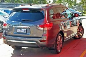 2016 Nissan Pathfinder R52 MY16 Ti X-tronic 4WD Grey 1 Speed Constant Variable Wagon