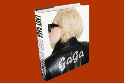 Lady Gaga - Hardcover-  First Edition - Excellent Condition