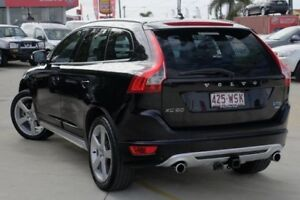 2012 Volvo XC60 DZ MY12 T6 Geartronic AWD R-Design Blue 6 Speed Sports Automatic Wagon