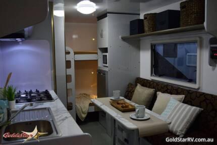 2016 Goldstar RV Transforma 806