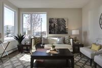 Warm up with our Winter Specials! 2bdrm 2 bath available