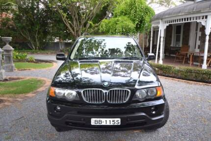 2001 BMW X5 Wagon