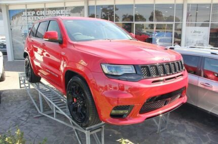 2017 Jeep Grand Cherokee WK MY17 SRT Redline 8 Speed Sports Automatic Wagon