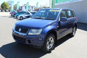 2006 Suzuki Grand Vitara JB JLX 5 Speed Manual Wagon