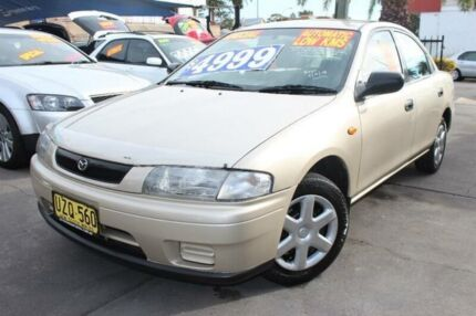 1998 Mazda 323 Protege Gold 4 Speed Automatic Sedan