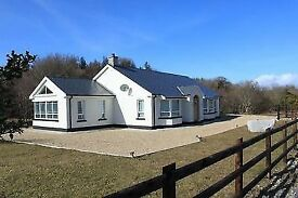 Holiday Rental Between Bundoran & Mullaghmore £550 pw Available June /July / August