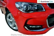 2016 Holden Commodore VF II MY16 SV6 Red 6 Speed Sports Automatic Sedan Balcatta Stirling Area Preview