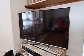 samsung 43 inch smart , full HD, freeview, LED TV.